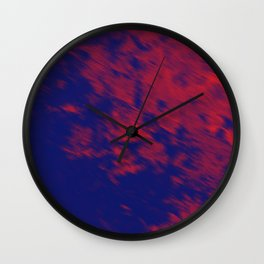 Perfect Places 3 Wall Clock