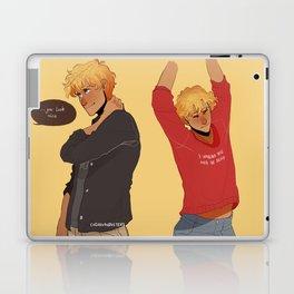 Solace - Double Trouble Laptop & iPad Skin