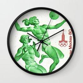 1979 XXII Summer Olympics Wall Clock