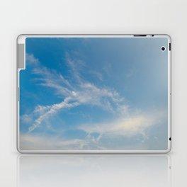 Hummingbird Cloud by Teresa Thompson Laptop & iPad Skin