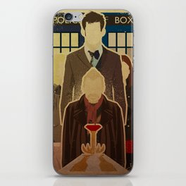 Day of the Doctor iPhone Skin