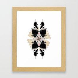 Testing Sanity Framed Art Print