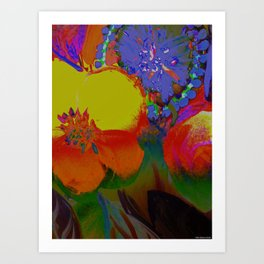 Colors Art Print