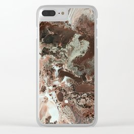 Union 2 Clear iPhone Case