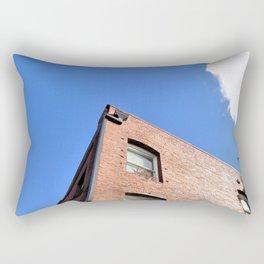 Small Town Vibes Rectangular Pillow