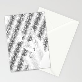 Notorious B.I.G. Stationery Cards