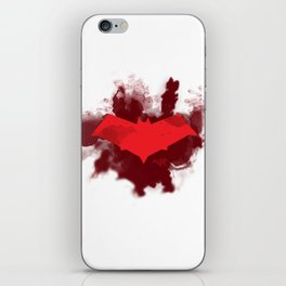 The Redhood iPhone Skin