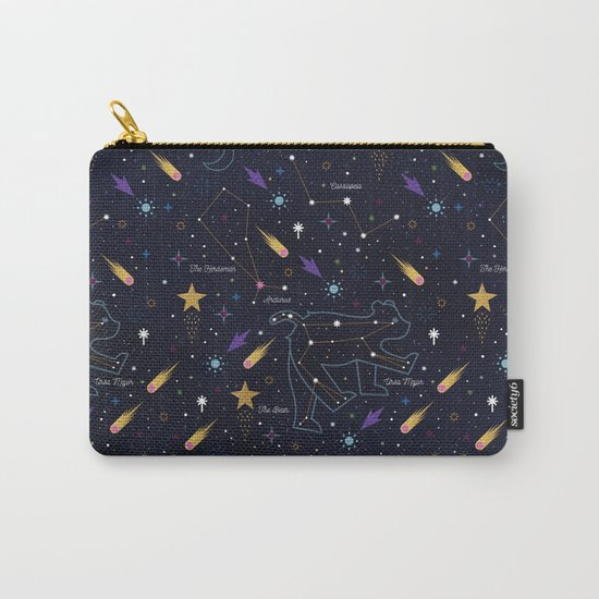 Stargazing Carry-All Pouch