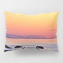 Yellow Skies of Summer Pillow Sham