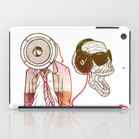 sound iPad Cases featuring Sound by Kier-James