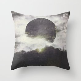 Today is a different day Throw Pillow
