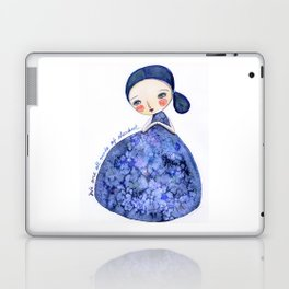 We Are Made Of Stardust Laptop & iPad Skin