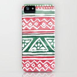 Tribal3 iPhone Case