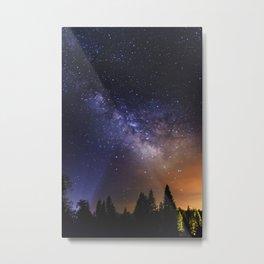Star filled night Metal Print
