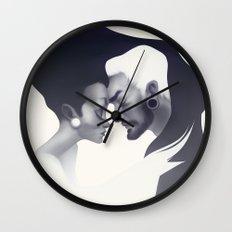 yinyang Wall Clock