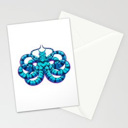 Mimic Octopus Stationery Cards