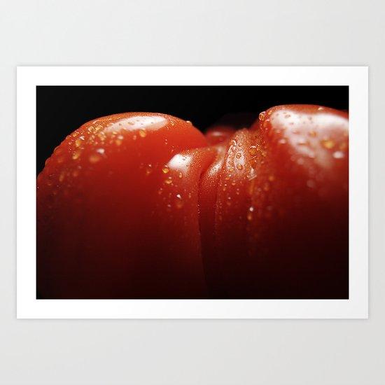 tomato? Art Print