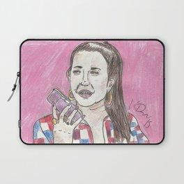 Nancy Jo... This Is Alexis Neiers Calling Laptop Sleeve