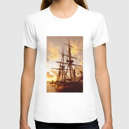PIRATE SHIP :) T-shirt