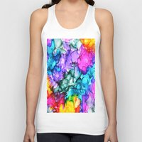 indie Tank Tops featuring Indie Chic by Claire Day