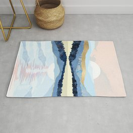 Winter Reflection Rug