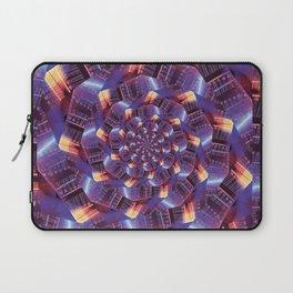Spiraling Circuits Laptop Sleeve