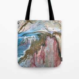 Fooling around in the forest floor Tote Bag