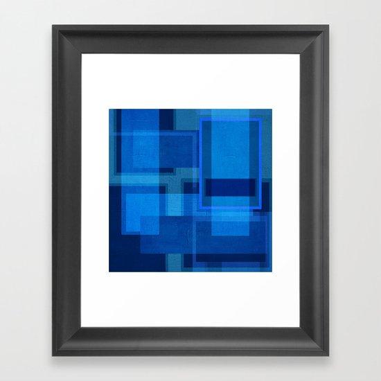 Textures/Abstract 94 Framed Art Print
