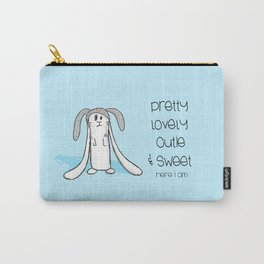 Here I am... Carry-All Pouch