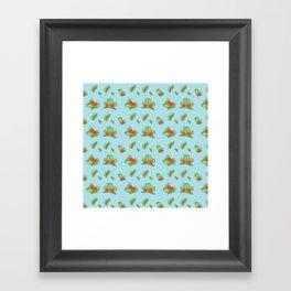 Venom for spring Framed Art Print
