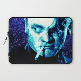 James Cagney, blue Madness. Laptop Sleeve