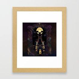 Magus Castle Framed Art Print