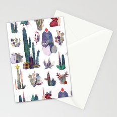 CACTUS CHRISTMAS!!!  Stationery Cards