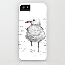 Heermann's Gull iPhone Case