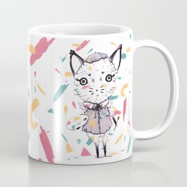 Adding Paint Coffee Mug