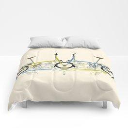 Brompton Bicycle cycling Comforters