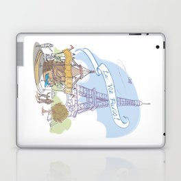 La Vie Paris Laptop & iPad Skin