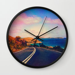 Hang It Up Wall Clock