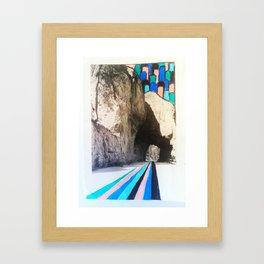 Carefree Highway. Framed Art Print