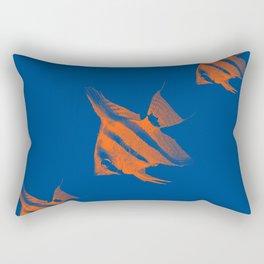 Fishs 2 Rectangular Pillow