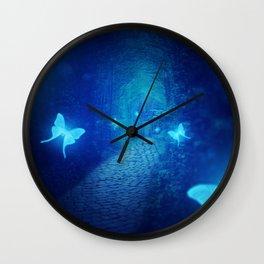 The Magic Path Wall Clock
