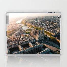 Notre Dame Rise Again Laptop & iPad Skin