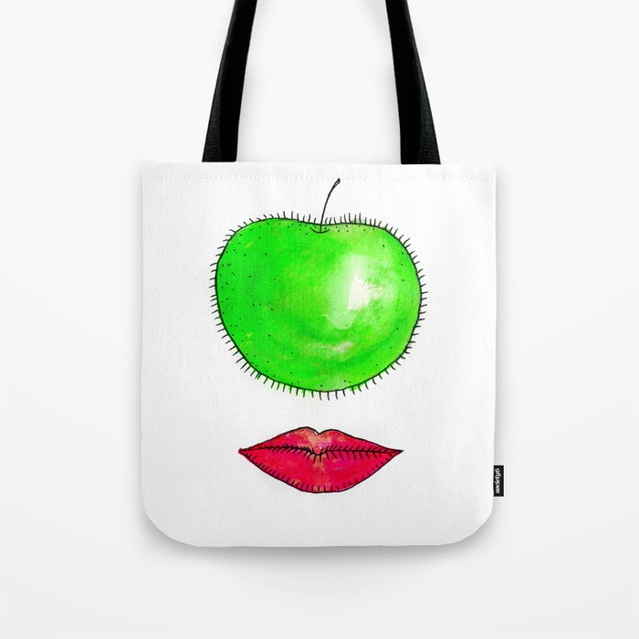 My Apple P-eye Tote Bag