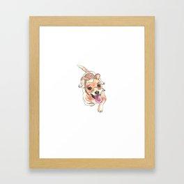 Karly Framed Art Print
