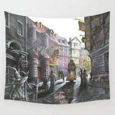Diagon Alley Wall Tapestry