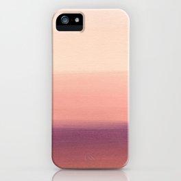 Sunday Morning Easy iPhone Case