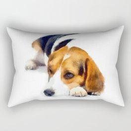 Beagle Bailey Rectangular Pillow