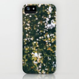 Memory of Summer iPhone Case