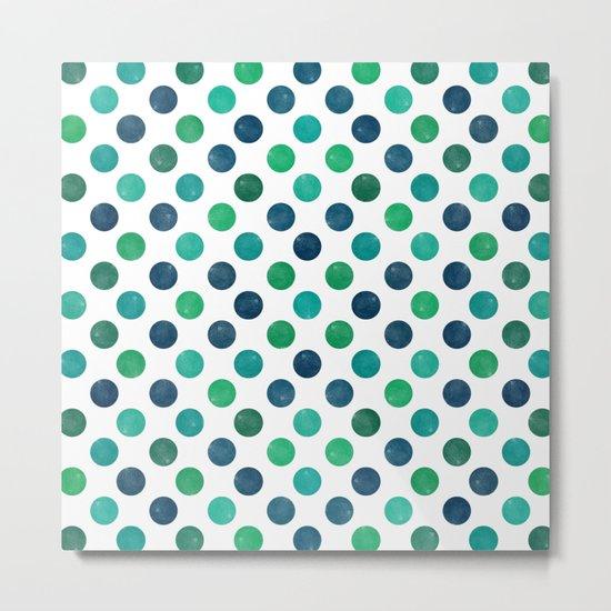Dots #1 Metal Print