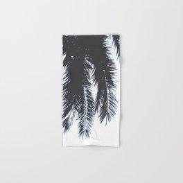 Palm Tree leaves abstract Hand & Bath Towel